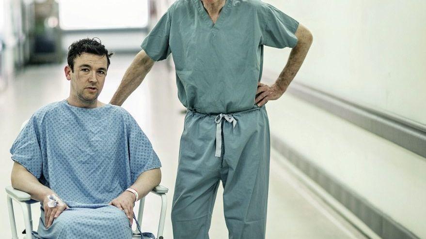 Arzt patientin in wenn verliebt sich Verliebt in