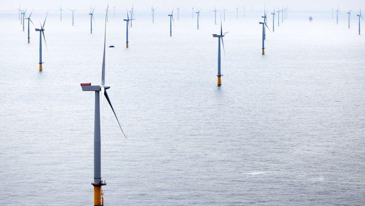 London Array: Windstrom für 500.000 Haushalte