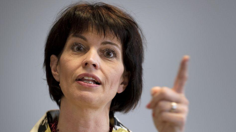 Schweizer Bundespräsidentin Leuthard: Abkommen greifbar nahe