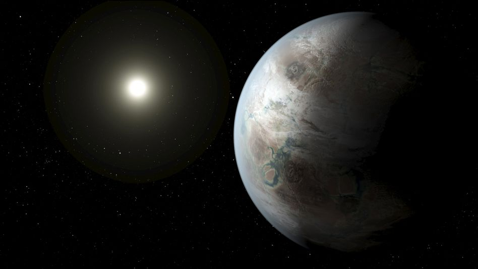 Neu entdeckter Exoplanet: Nasa bejubelt Cousin der Erde