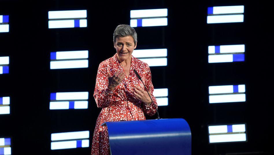 Margrethe Vestager: Findet die Liberale eine Mehrheit?