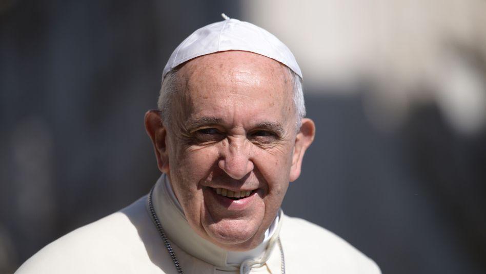 Papst Franziskus: Die Enzyklika wird am Donnerstag vorgestellt