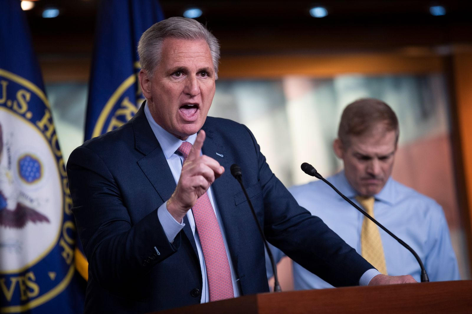 Speaker of the House Nancy Pelosi has rejected two top Republican lawmakers chosen by House Minority Leader Kevin McCarthy to sit on the special committee investigating the January 6 Capitol riot.