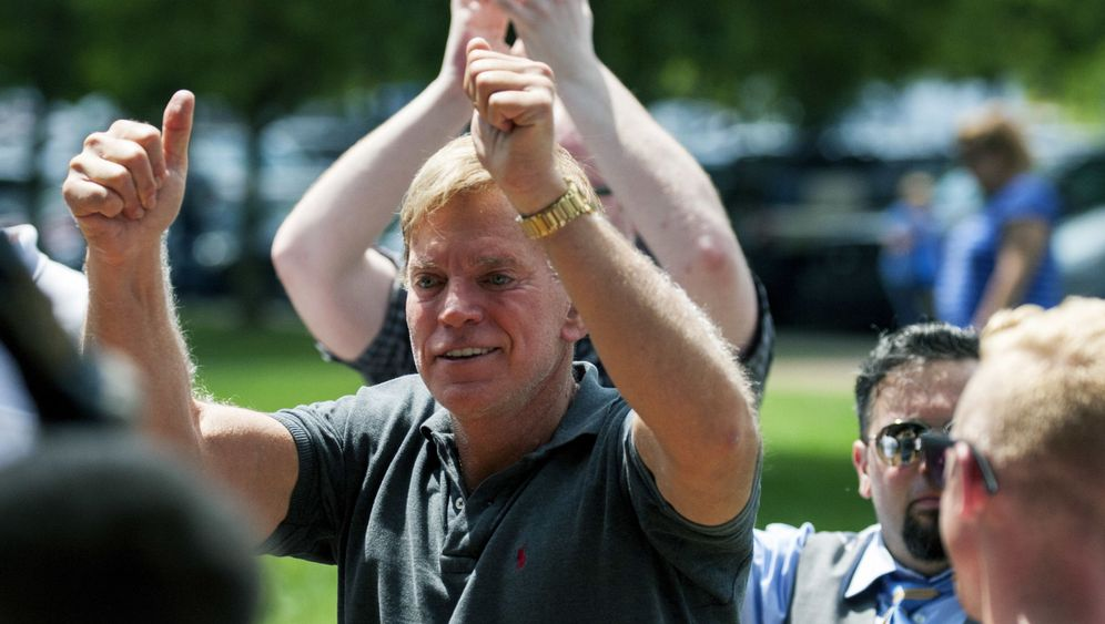 David Duke: Klan-Veteran und Trump-Fan