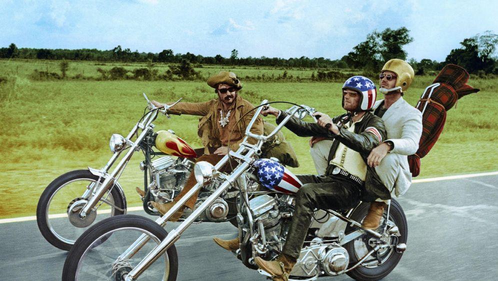 """50 Jahre """"Easy Rider"""": Zwei Biker auf der Suche nach der Freiheit"""