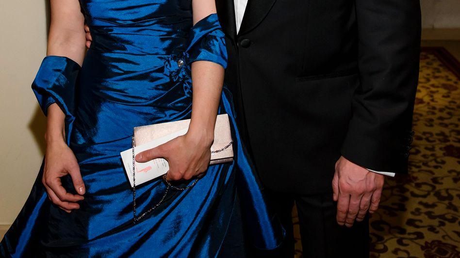 Frauke Petry und Marcus Pretzell auf dem Bundespresseball 2015