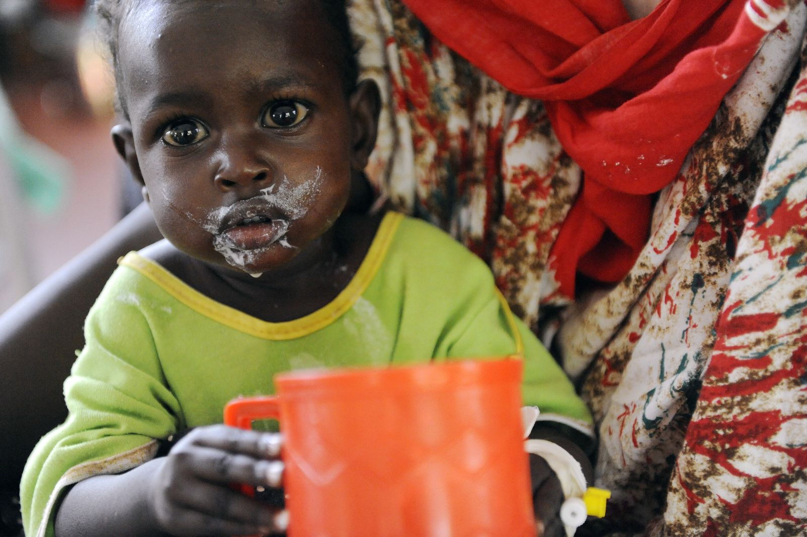 Mangelernährung / Kenia