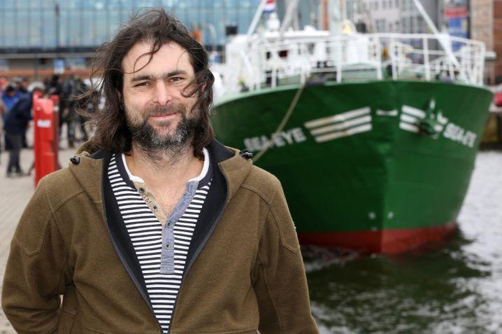 """""""Sea Eye""""-Initiator Michael Buschheuer: """"Moralisches Versagen ist durch nichts zu rechtfertigen"""""""
