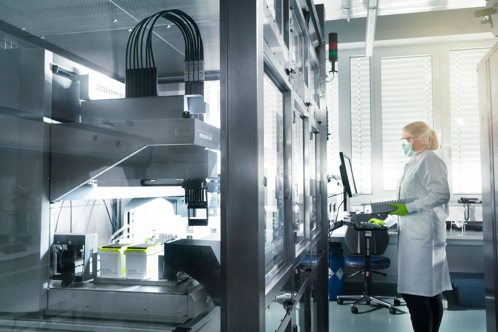 Biontech and Pfizer will supply 200 million doses of vaccine against COVID-19 EU, Mainz, Germany - 11 Nov 2020