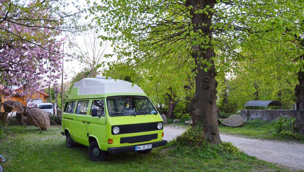 """""""Landvergnügen"""": Gratisstellplätze fürs Wohnmobil"""