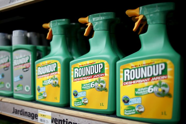 Monsanto-Produkt Roundup