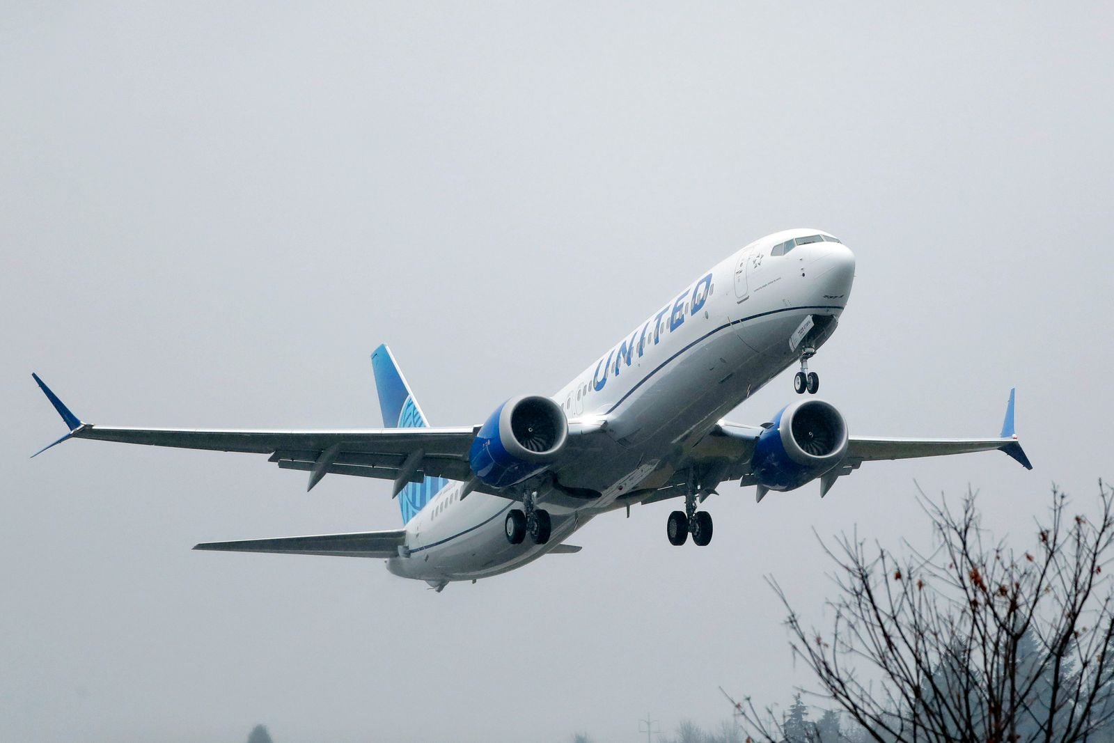 Boeing Plane-Pilot Training