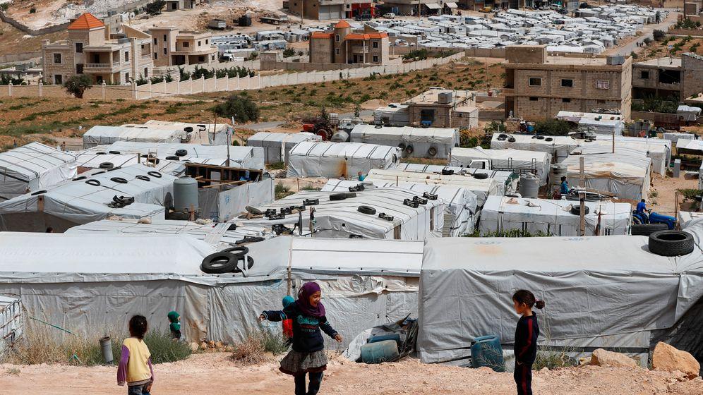 Syrien-Flüchtlinge im Libanon: Zuflucht im Zedernstaat