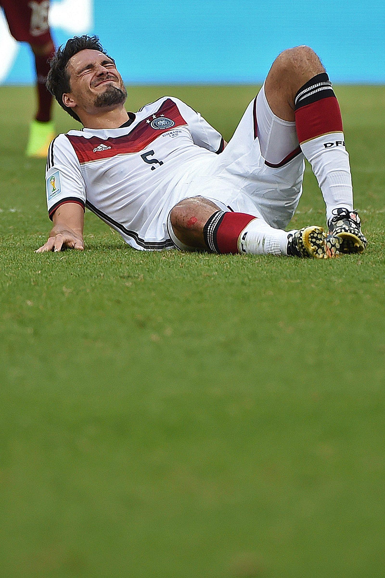Mats Hummels, DFB Nationalmannschaft