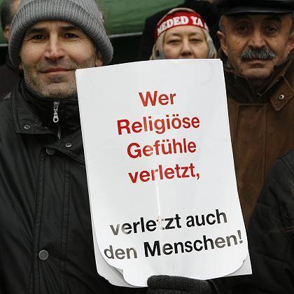 Aleviten-Protest in Köln: Eine inzwischen gut organisierte Bewegung