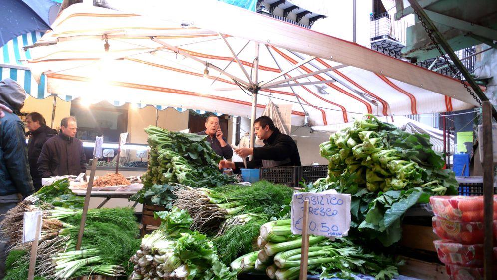 Palermo: Markt der Köstlichkeiten