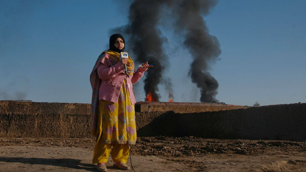 Photo Gallery: The Dangers of Reporting in Pakistan