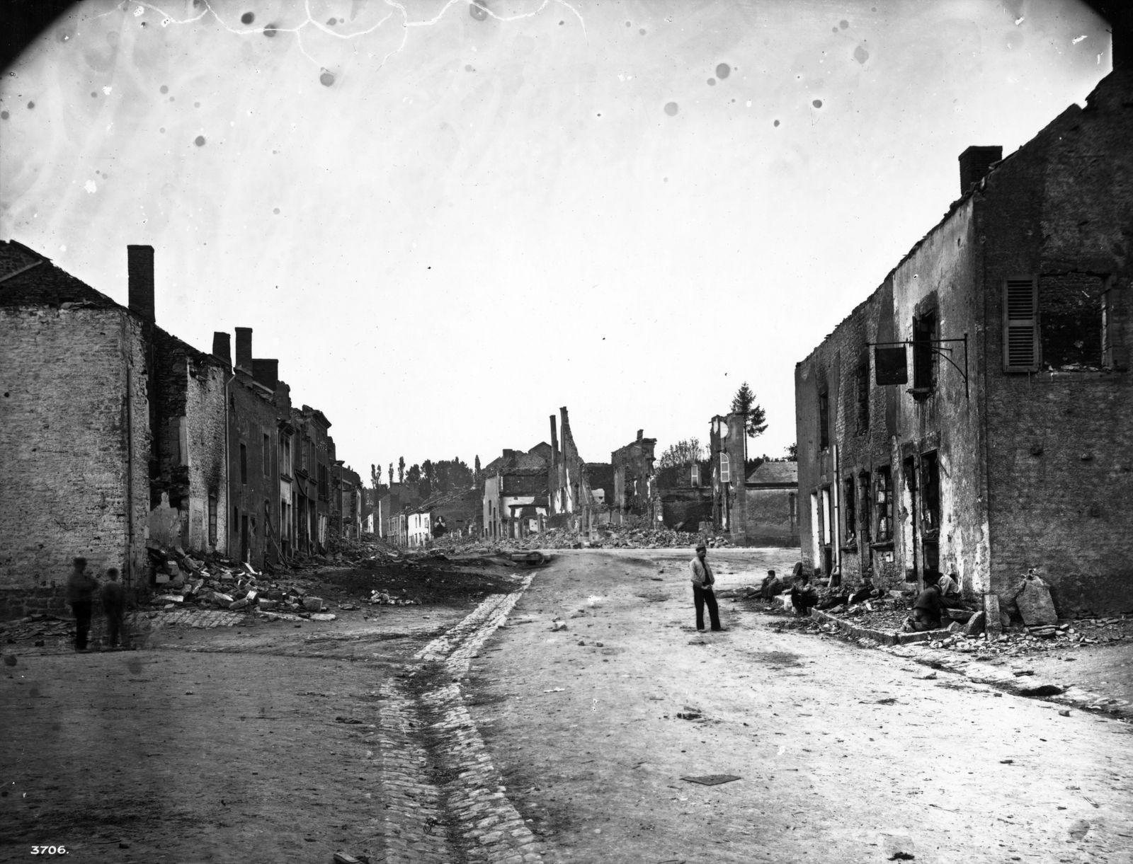 Prussian Destruction