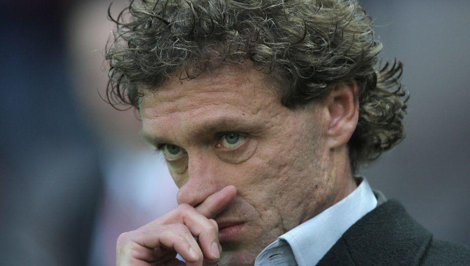 Fußball-Trainer Doll: Ab sofort bei Ferencvaros