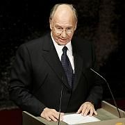 "Karim Aga Khan IV: ""Nobody will ever convince me that the faith of Islam, that Christianity, that Judaism will fight each other in our times -- they have too much in common."""