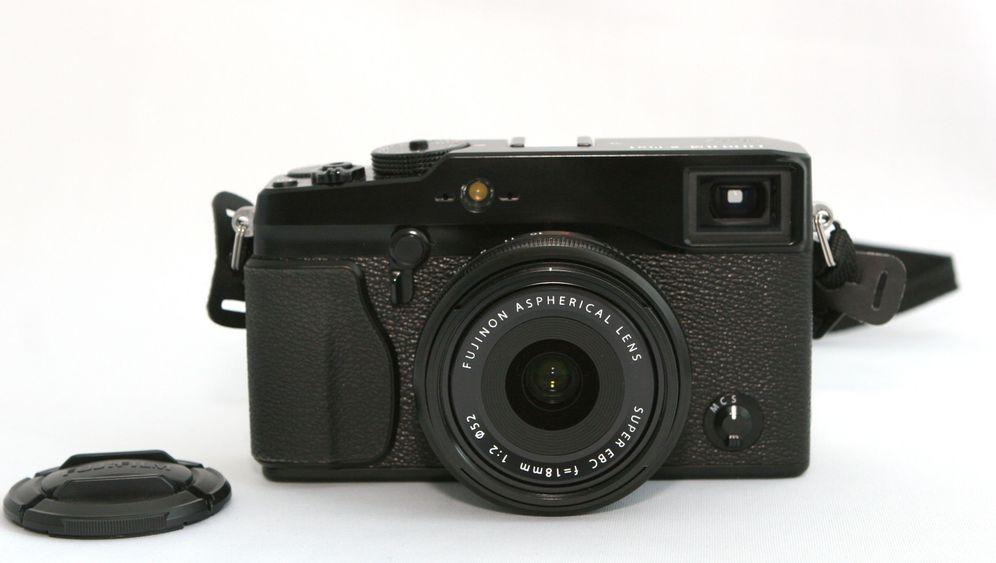 Digitalkameras im Test: So fotografieren Fujifilm X-Pro1 und Olympus E-M5