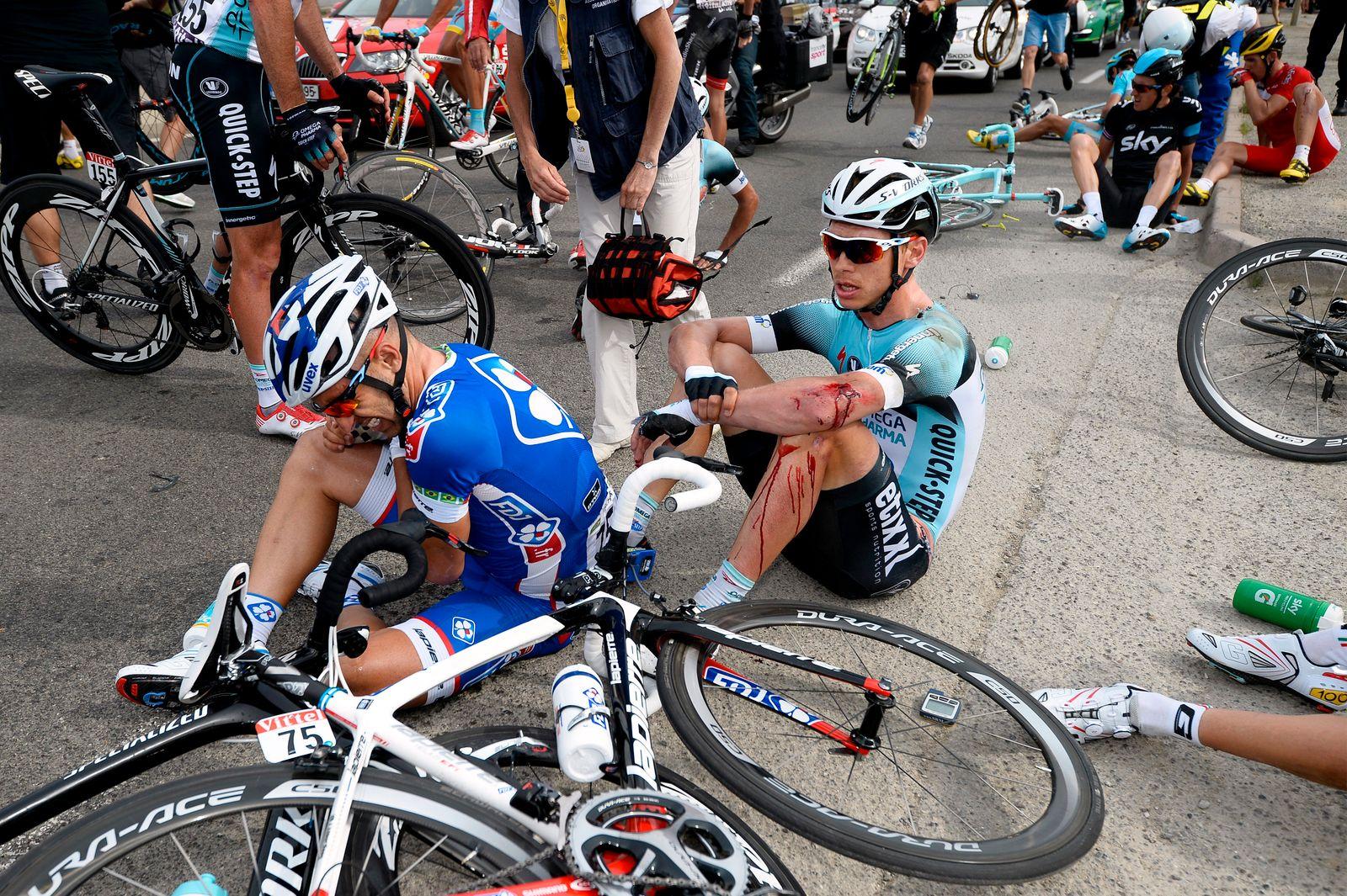 Cycling : 100th Tour de France 2013 / Stage 1