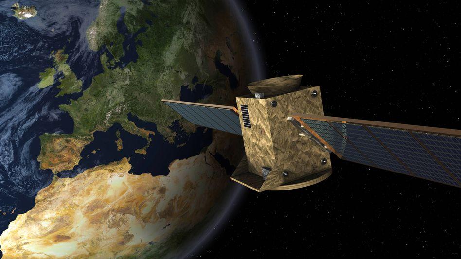 GPS-System Galileo