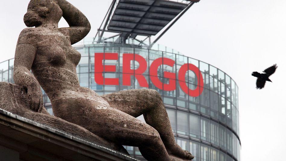"""Ergo-Zentrale in Düsseldorf: """"Gefahr unnötiger Auseinandersetzungen im Schadensfall"""""""
