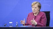 Merkel distanziert sich von den Aussagen des Ostbeauftragten Wanderwitz