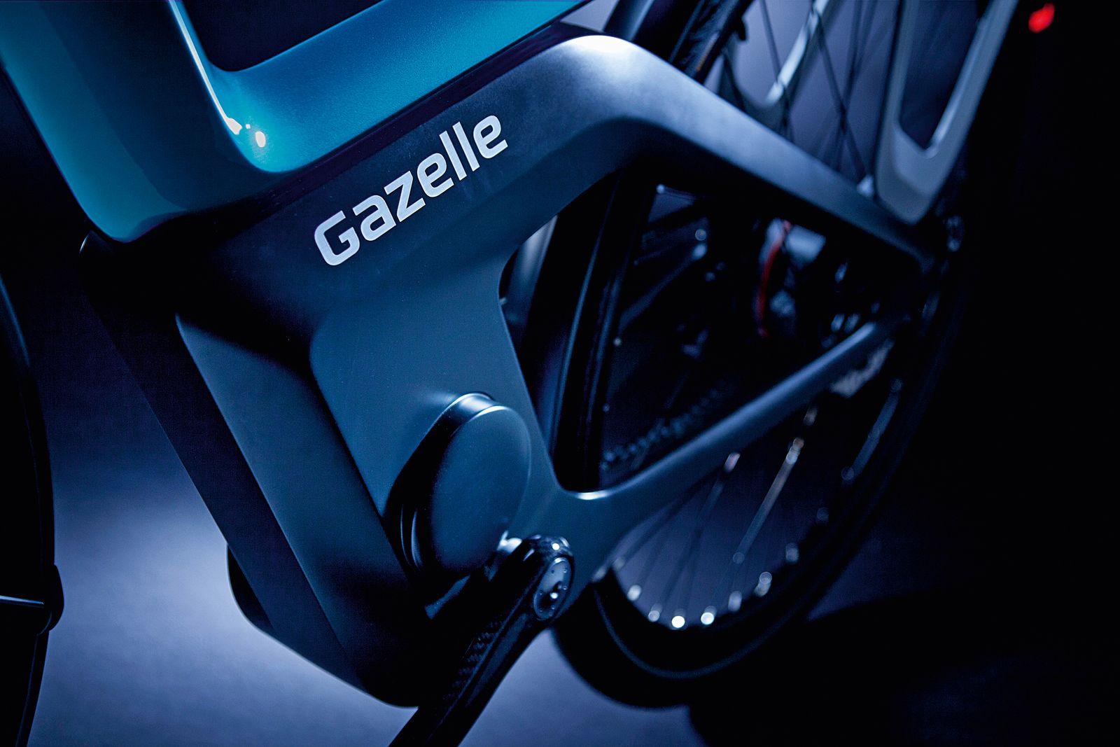 Gazelle / Konzept-E-Bike