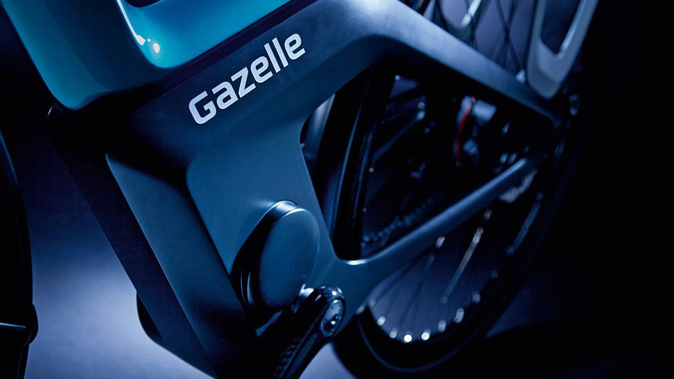 E-Bike von Gazelle