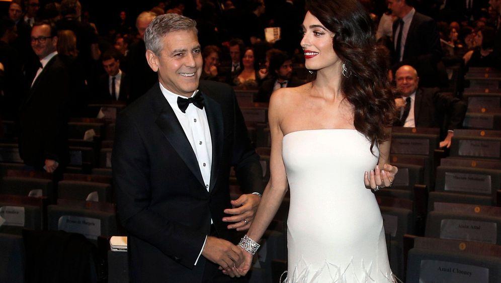 Amal Clooney: Ungeliebtes Accessoire