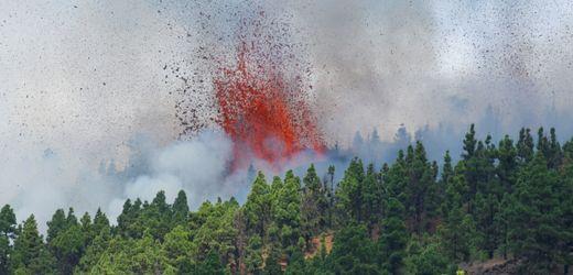La Palma: Vulkanausbruch auf Kanareninsel