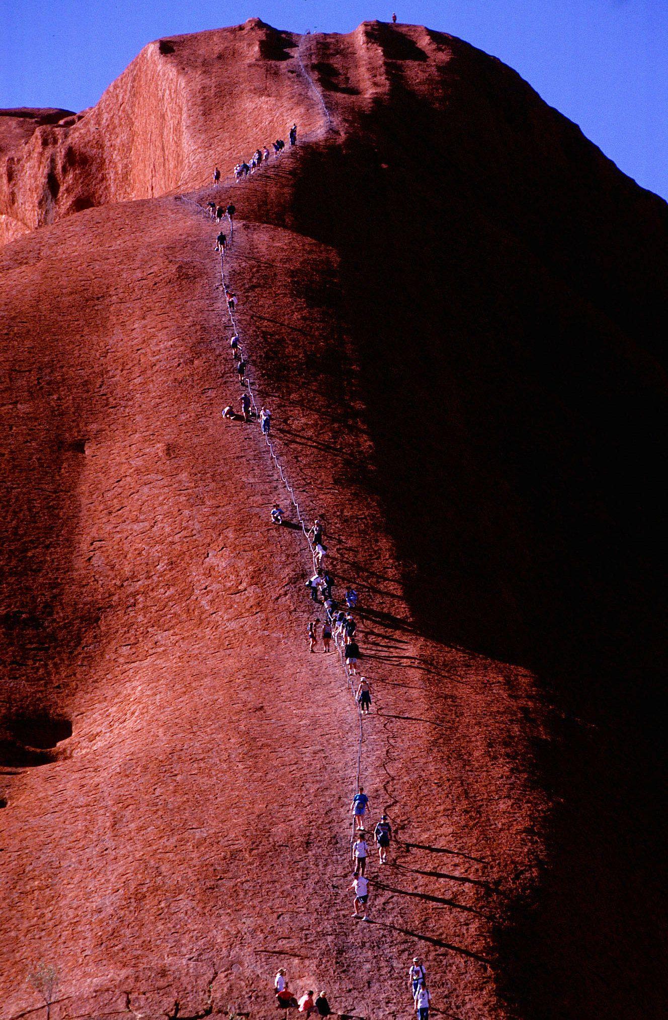 Ayers Rock / Uluru / Australien
