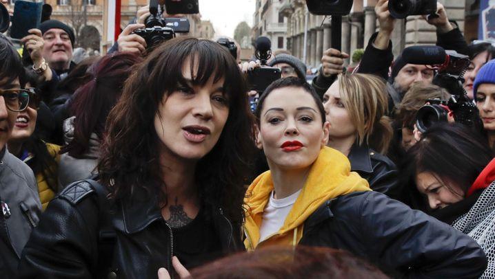 Vorwürfe gegen Schauspielerin: Der Fall Asia Argento