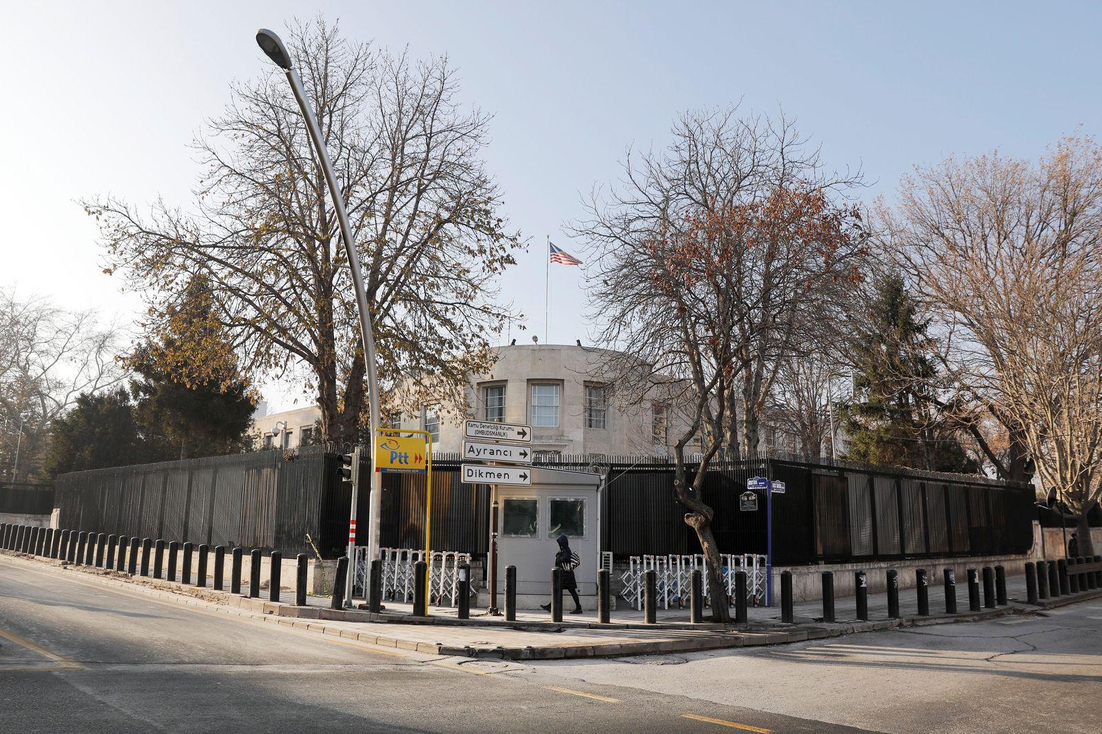 US-Botschaft Ankara