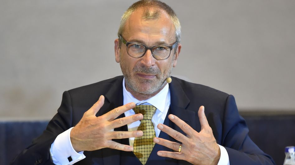 Grünen-Abgeordneter Volker Beck