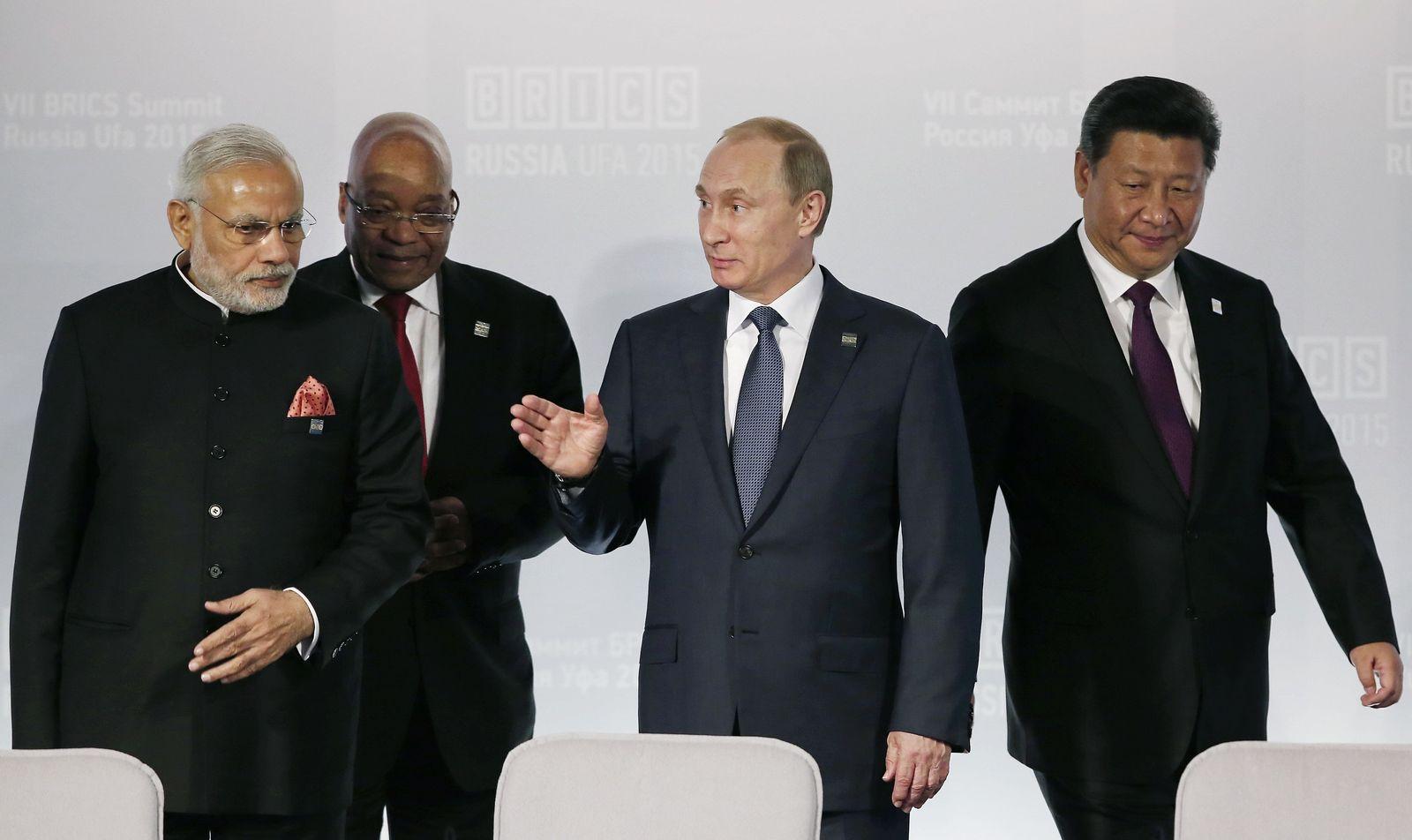 BRICS Treffen