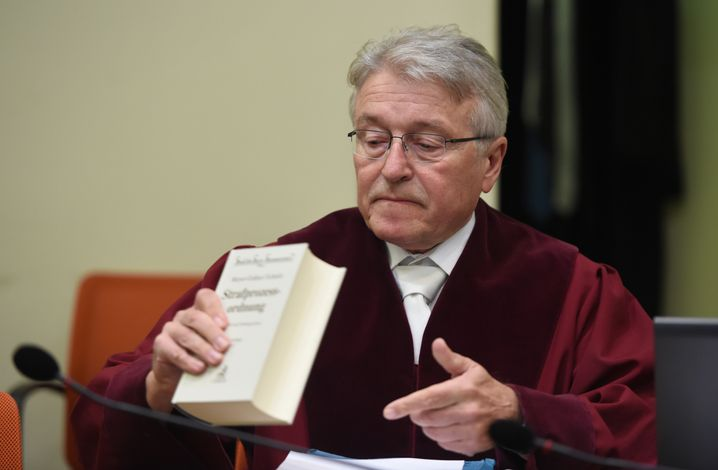 Bundesanwalt Herbert Diemer