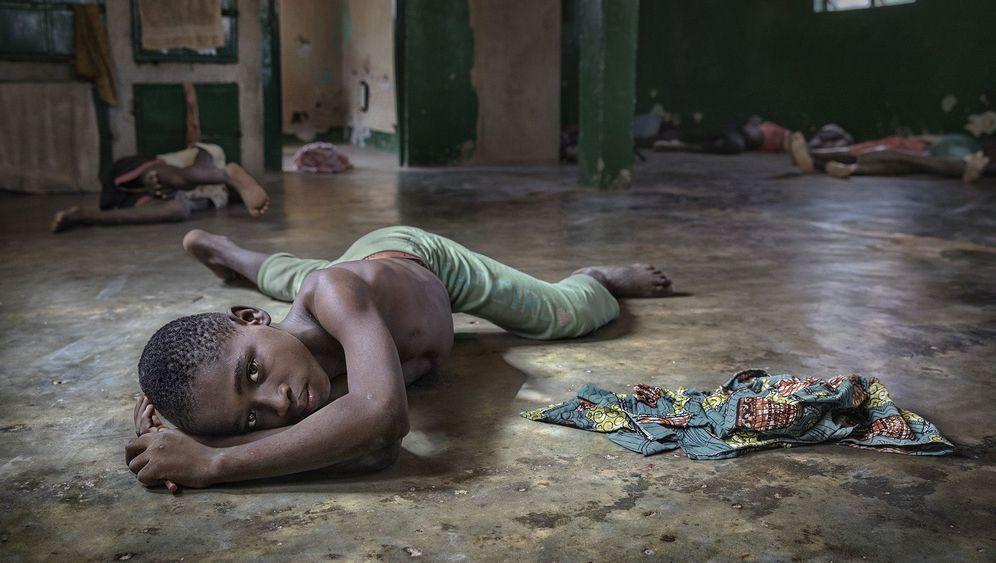 Kindersklaven in Afrika: Verkaufte Kinder