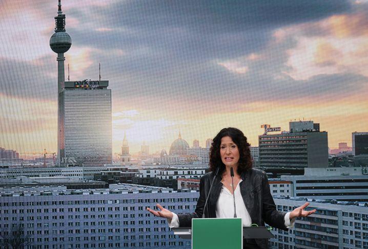 Jarasch vor Berlin-Kulisse: »Mehr Bullerbü in der Hauptstadt«