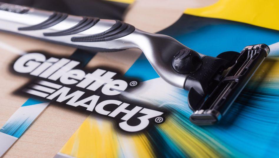 """Gillette-Rasierer """"Mach3"""""""