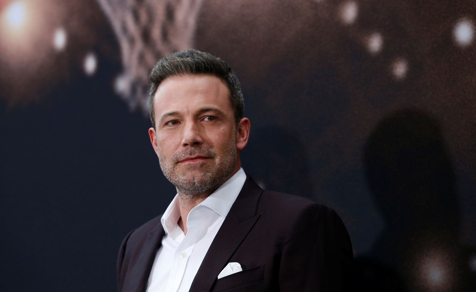 "Cast member Affleck poses at the premiere for the film ""The Way Back"" in Los Angeles"