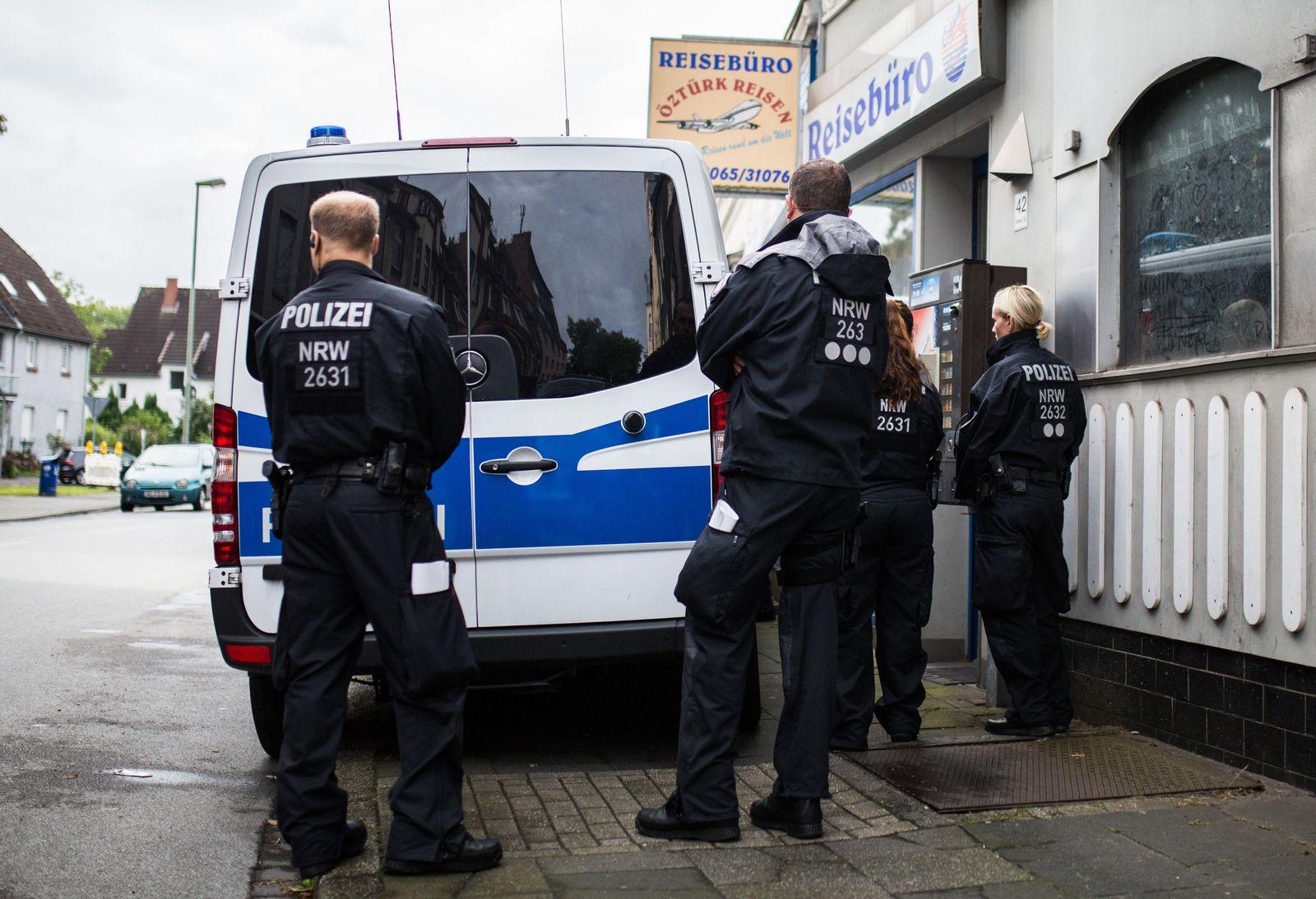 Razzia/ Islamisten Szene/ NRW