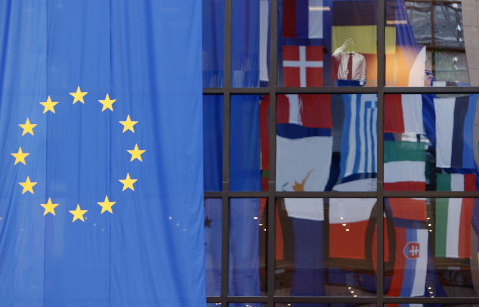 Europa / Flaggen