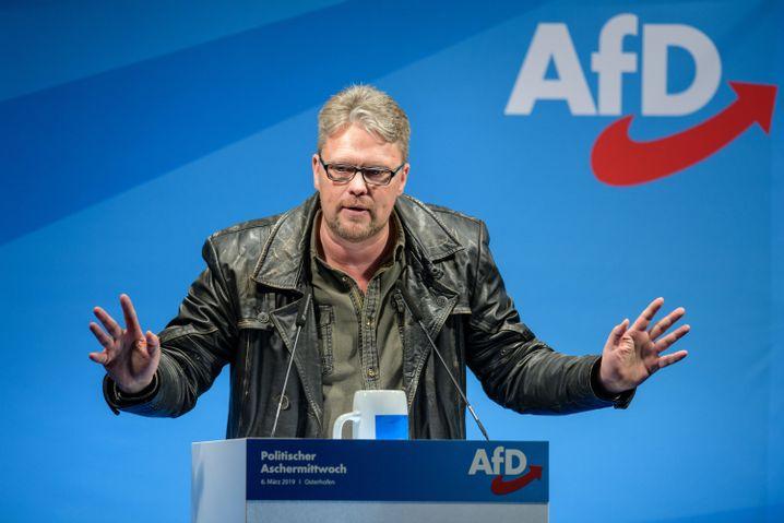 Guido Reil, Europakandidat der AfD