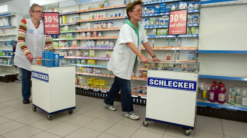 Schlecker-Mitarbeiterinnen: Insolvenzmasse zweiter Klasse