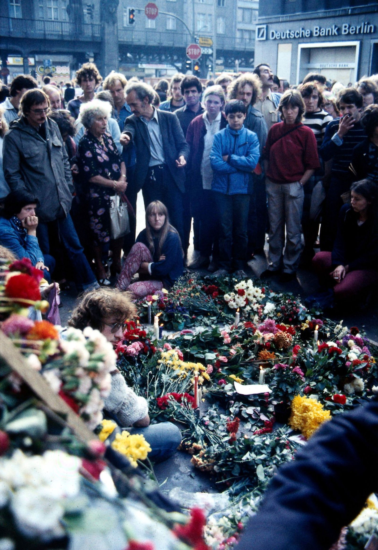 Demonstrationen 1981 Berlin