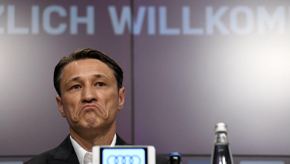 FC-Bayern-Trainer Niko Kovac