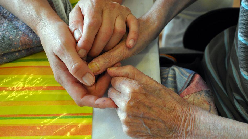 Betreuung in Hospiz (Archivbild): Die letzte Lebensphase erleichtern